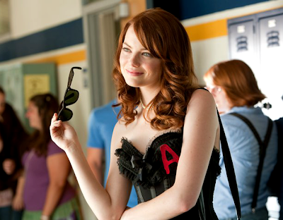 emma stone easy a my beauty blurbs