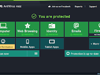 AVG Antivirus Free Edition 2015.0.6125 Full Version