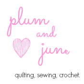 Plum and June