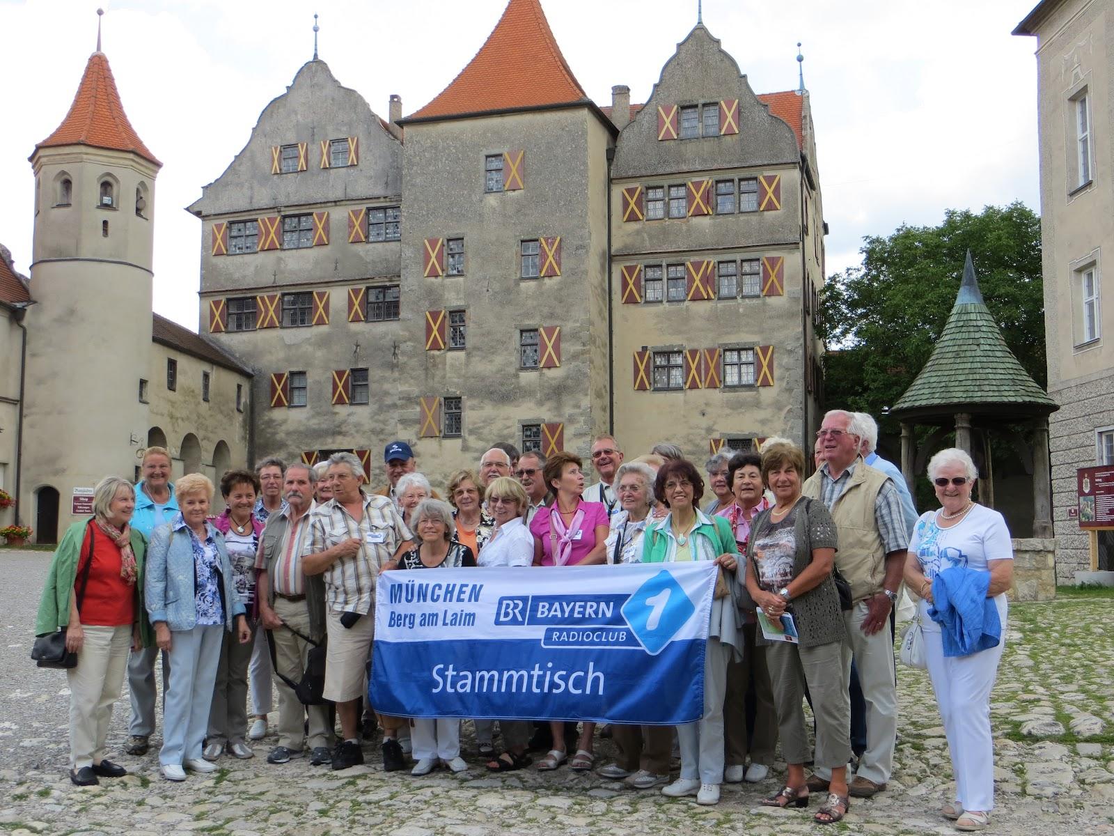 Reiseberichte BR-Stammtisch Berg am Laim: Tagesausflug Harburg/Maria ...