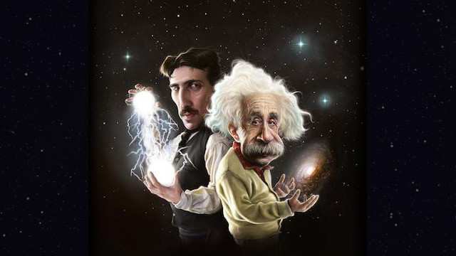 There is A Man Who is Smarter Than EINSTEIN and TESLA