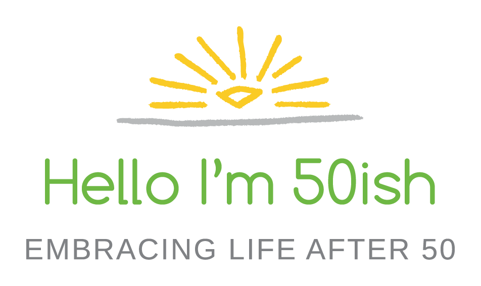 Hello I'm 50ish | Embracing Life After 50 | Robin LaMonte