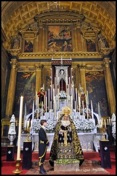 Besamanos 2015: Virgen del Valle 2015