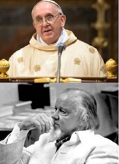 Pope Francis vs Francis Schaeffer