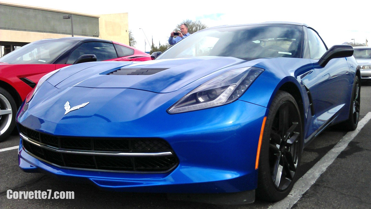 2014 corvette Stingray Wallpaper 21