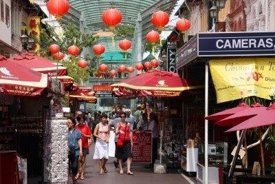 De compras en Singapur - que visitar