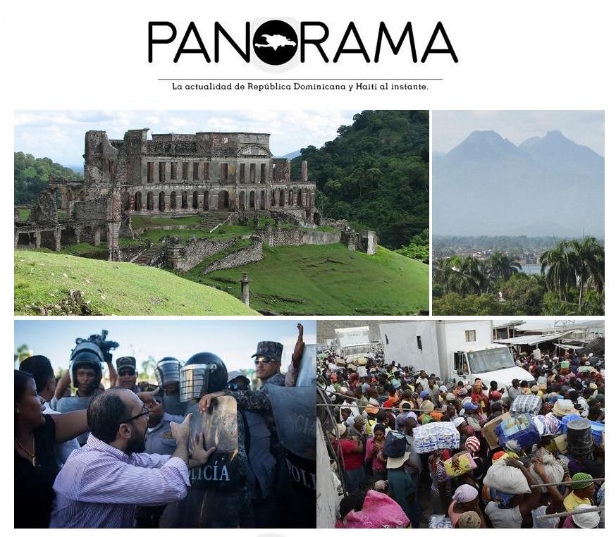 Panorama: informaciones sobre RD y Haití