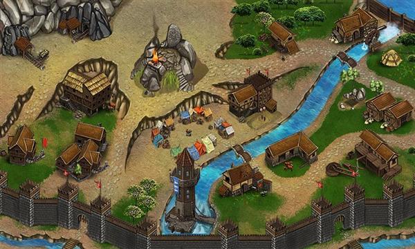 Khan Wars - free online game