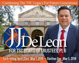 VOTE FOR JJ IN TSC RUNOFF