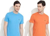 Fashionara : 3 Men's T-Shirts at Rs.499 : Buy To Earn