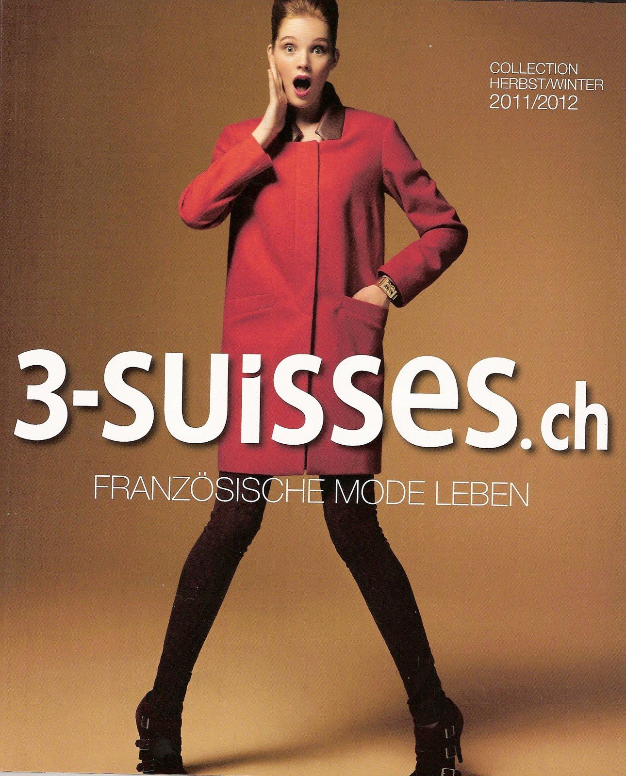 catalogue 3 suisses collection automne hiver 2011 2012