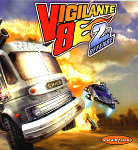Download Vigilante 8 2 PC GAME