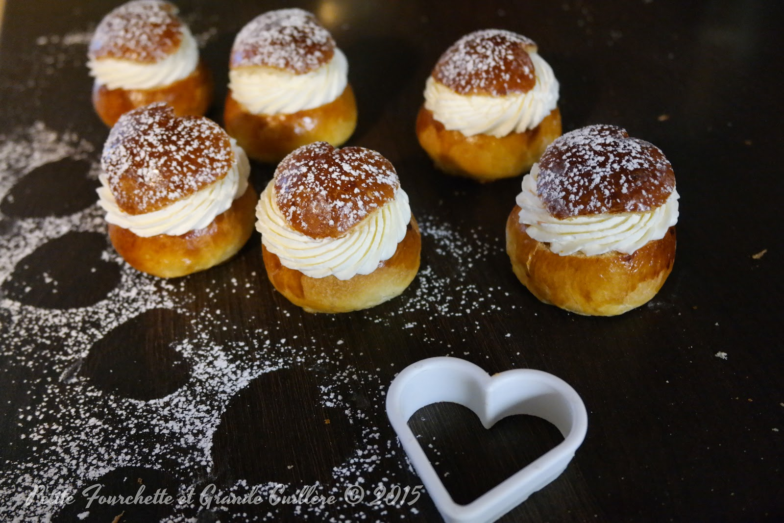Petite Fourchette et Grande Cuillère - Semlor