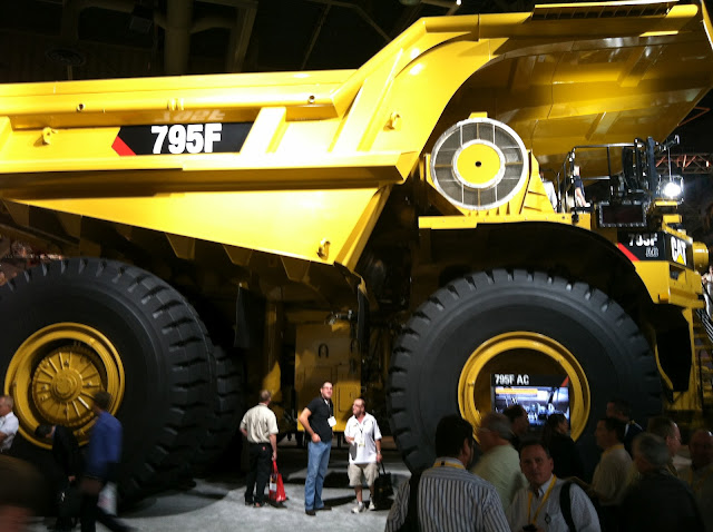 Caterpillar 795F Haul Truck
