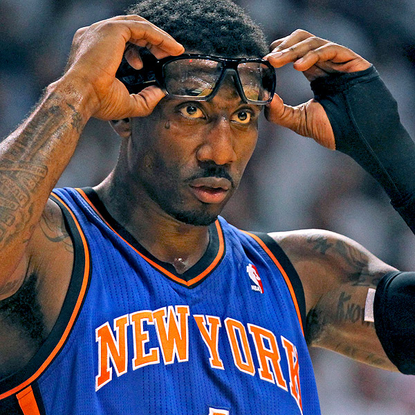 NBA: Amare Stoudemire Out 6 Weeks | FirstToFLYY.