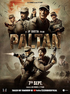 Paltan (2018) Hindi Movie pre-DVDRip | 720p | 480p