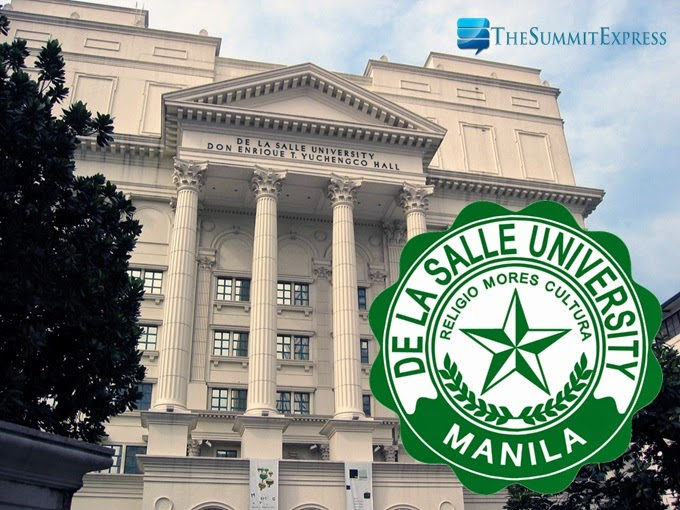 DLSU 2015 Top 100 Most Popular Universities in the Philippines Online