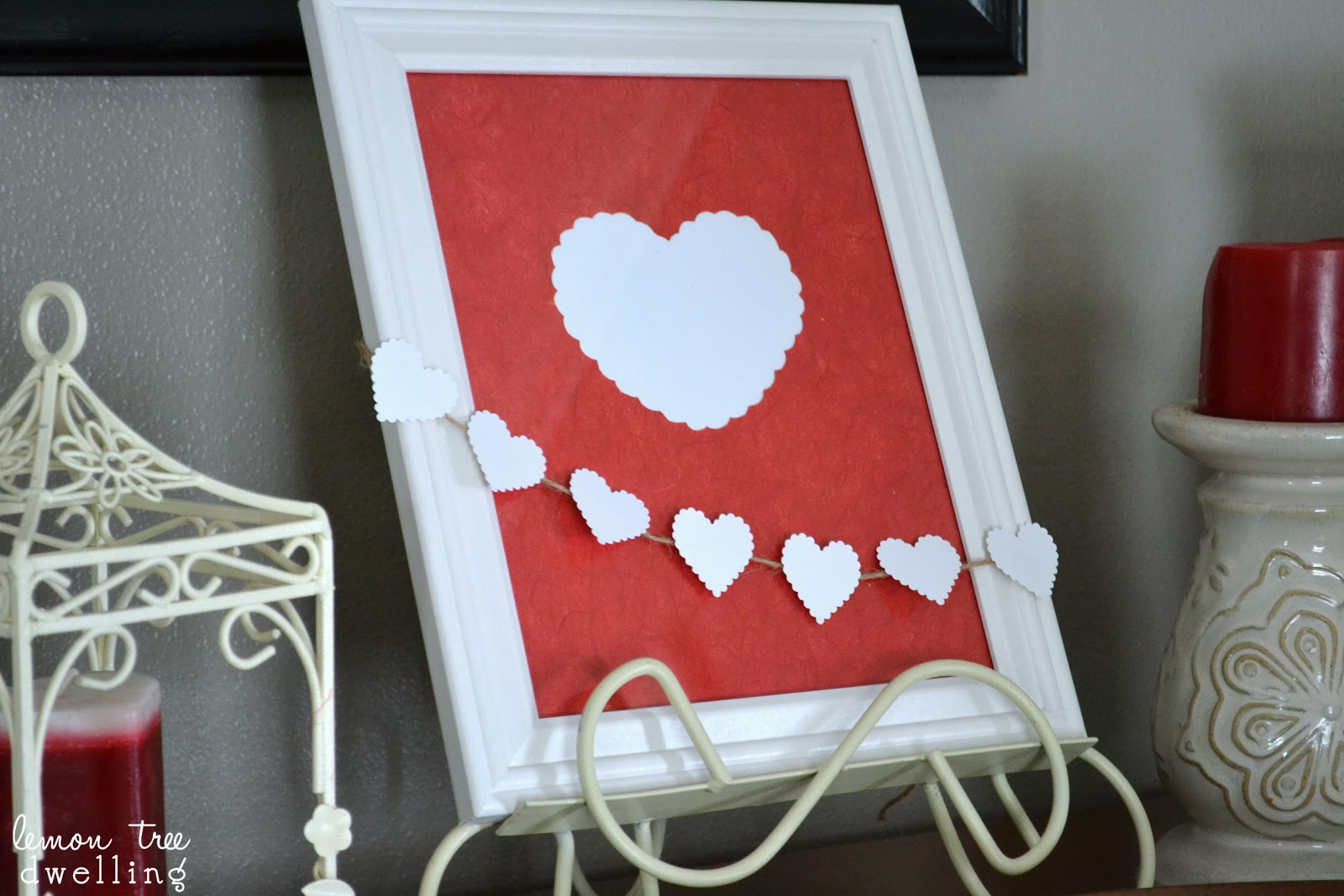 30 handmade valentine crafts and ideas the 36th avenue - Valentine Ideas Crafts