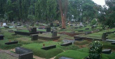 Misteri Pemakaman Jeruk Purut Dan Makam Habieb Salim Wisata Misteri