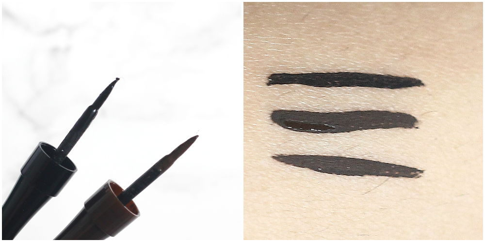 collection extreme 24 hours felt tip liner pen jordana fabuliner felt tip pen review and swatch