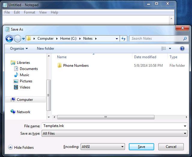 ghi chú ngắn trong thanh tác vụ của Windows 2