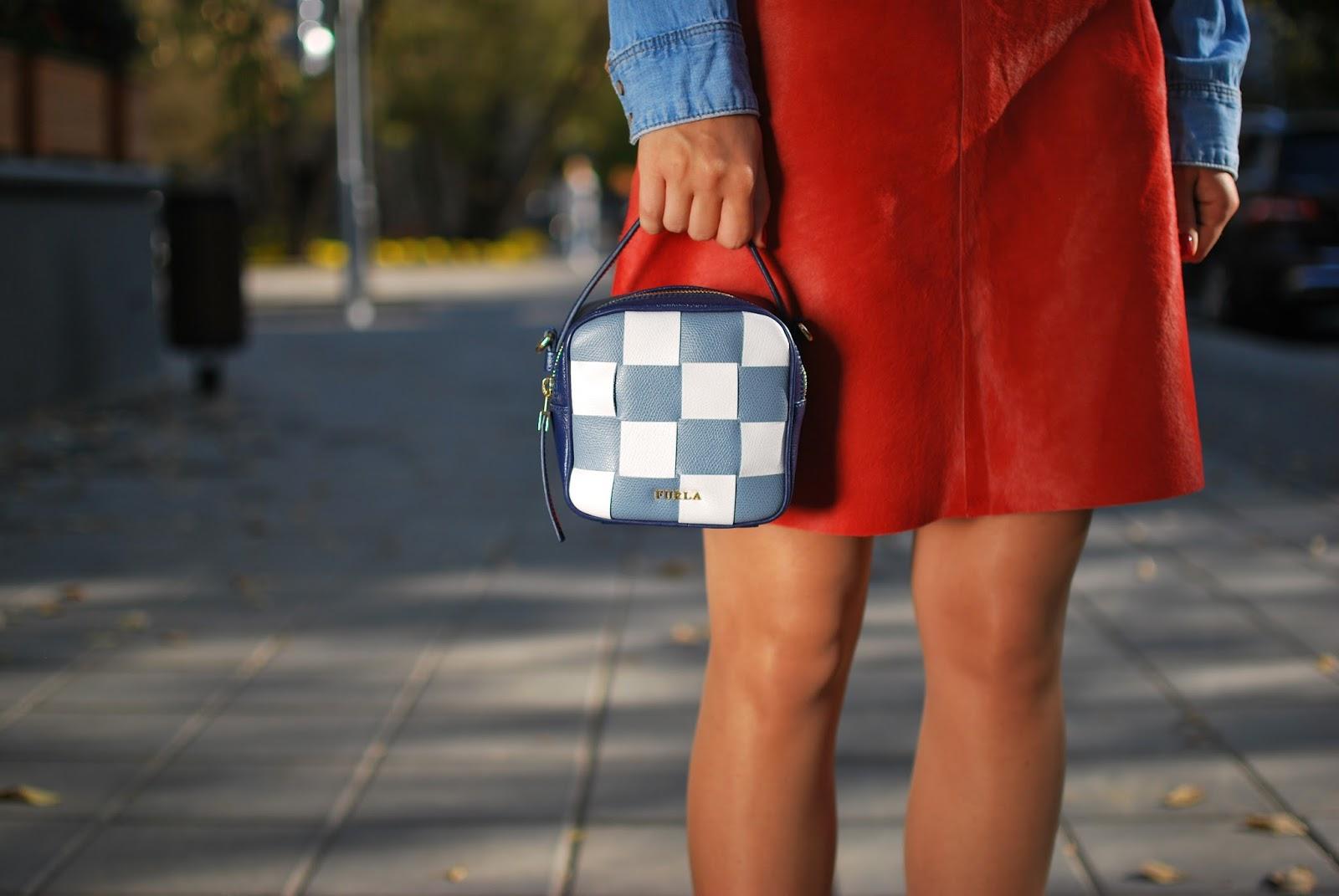 микро сумки тренд,крошечная сумочка,модные сумки осени, Furla последние модели