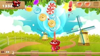 CandyMeleon v1.2 for iPhone