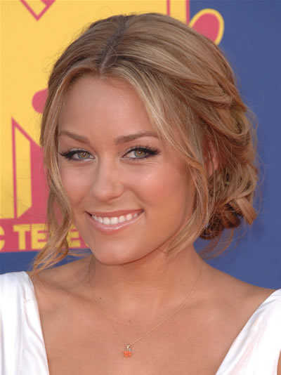 lauren conrad dark brown hair. Lauren Conrad Hairstyle