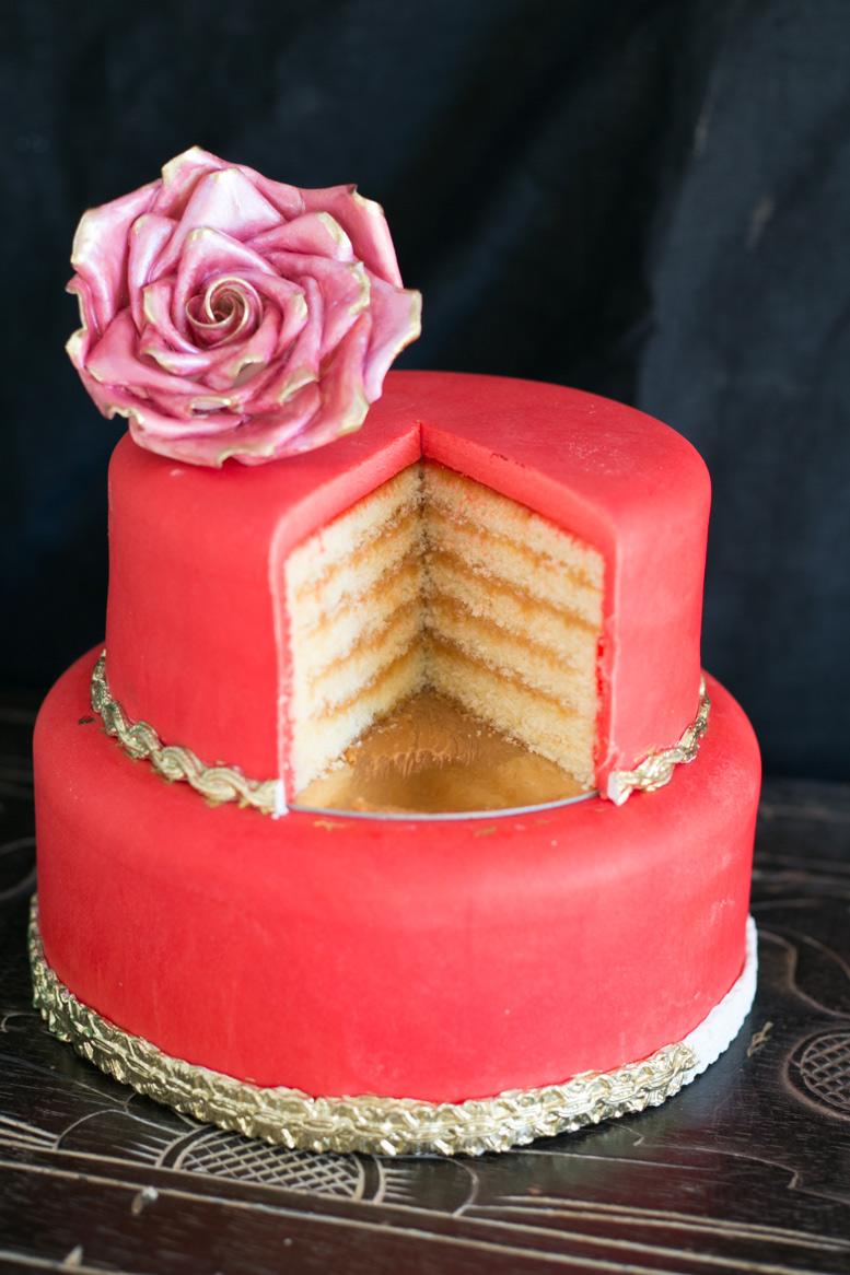 torta roja
