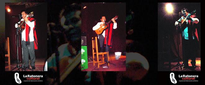 """Dardo Noguera en Vivo en """"La Ratonera Cultural"""""""