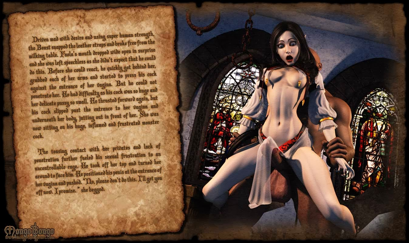 Fantasy stories orcs elves rape xxx sex image