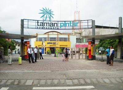 Taman Pintar Yogyakarta