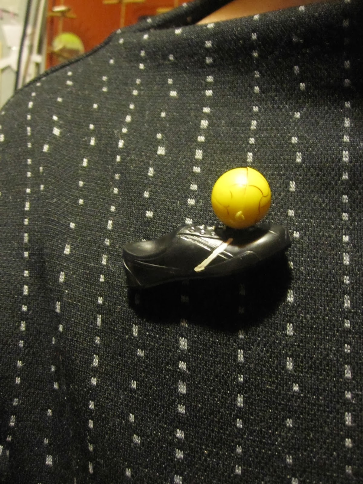 penalty brooch , The Undertones badge , Cockney Rebel pinback button, axe brooch vintage 1970 70s 70's 1970s 1960 60s 1960s 60's punk rock good vibrations records plastic celluloid brooch pin football soccer ball shoes sneakers