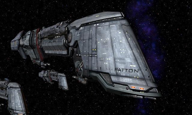 Quake 4 USS Patton