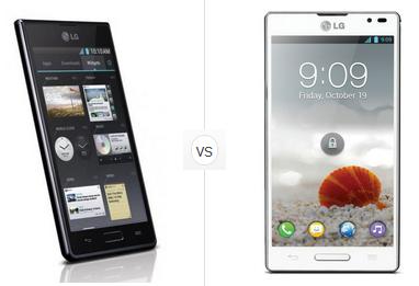 LG Optimus L7 vs. the L9