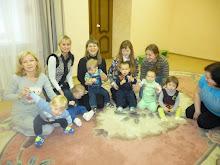 Школа общения для малышей и родителей