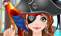 Korsan Kız Modası Oyunu