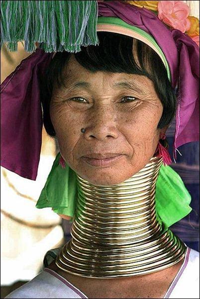 pescoço mais longo do mundo, kareni de mianmar, eu adoro morar na internet