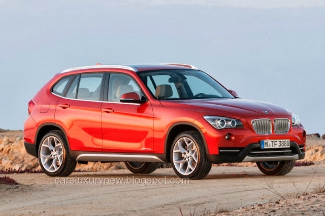 2016 BMW X1 Released With FWD Platform