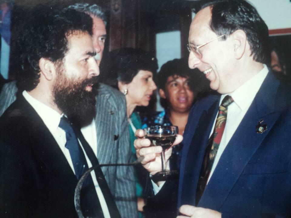 Leonardo in 1990