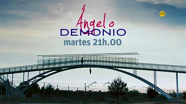 Imagen de la Promo Ángel o Demonio Series Telecinco 2ª Semana Febrero 2011
