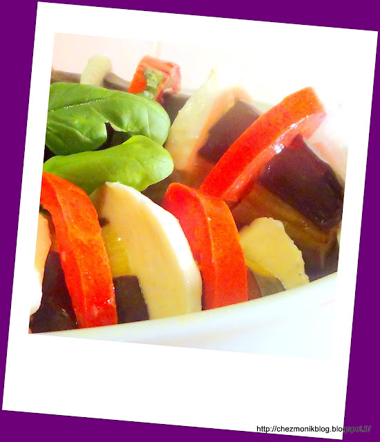 parmigiana di melanzane leggera (secondo piatto) menu j.s.bach