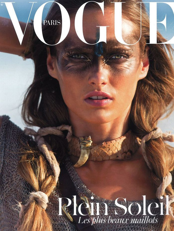 Vogue Paris june 2012