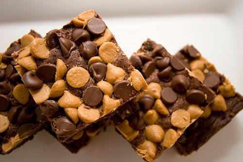 Cómo hacer brownies de chocolate con pasos