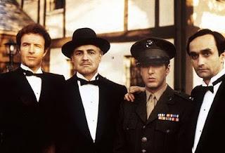 The godfather, Corleone, Máfia, O poderoso chefão, padrinho, Marlon Brando, Ford Copolla, Nario puzo, Al Pacino.