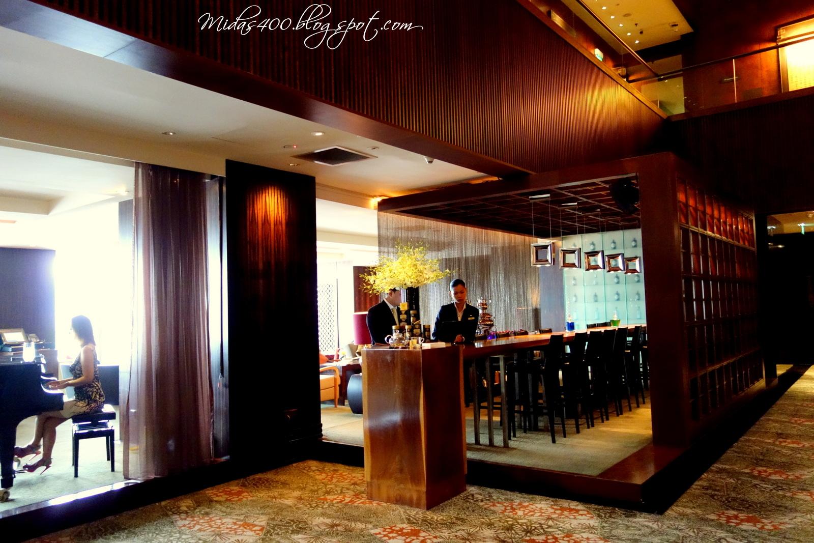 Midas food n travel blog afternoon tea at axis bar - Cuisine orientale blog ...