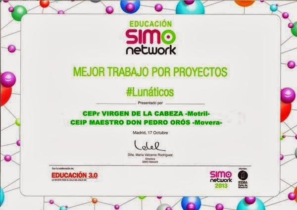 PREMIO #SIMOeducación13