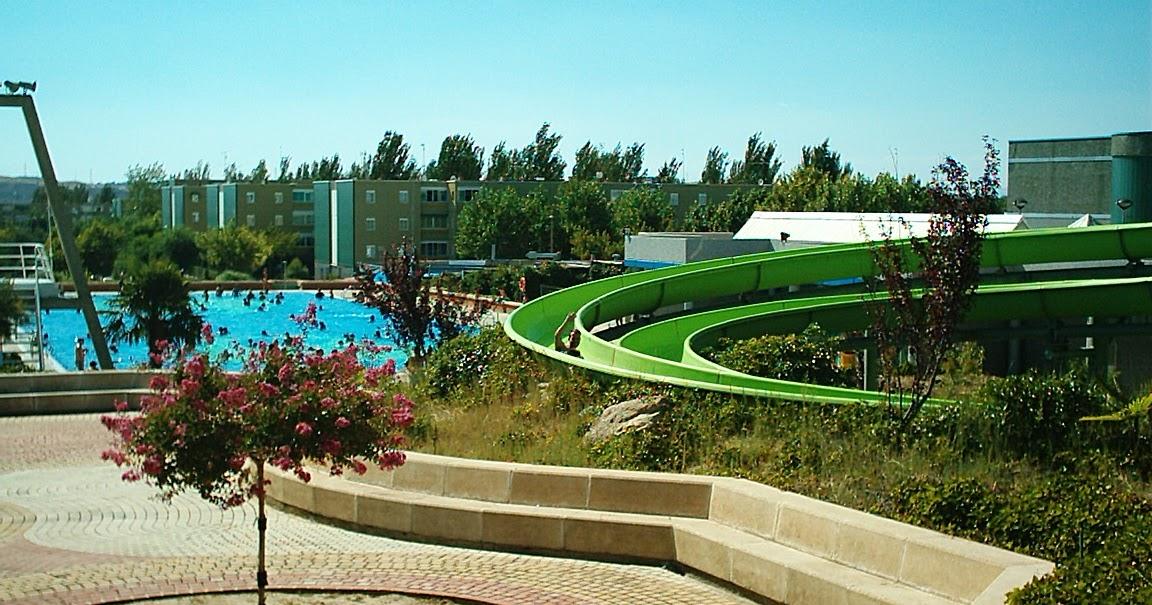 Los lugares que he visitado piscina de mejorada for Piscina publica madrid
