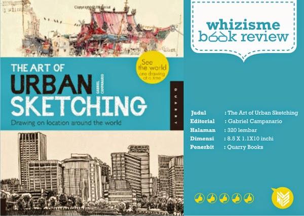 urban sktcher, gambar arsitek, sketsa