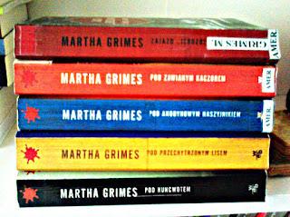 Inspektor Jury Marthy Grimes